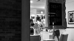The Drybar (draketoulouse) Tags: chicago street streetphotography women woman friday night people blackandwhite monochrome bw city urban