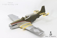 montage-tamiya-p51d-ronylamaquette-0032 (rony.1) Tags: p51 mustang tamiya maquette scalemodel usaf ronylamaquette