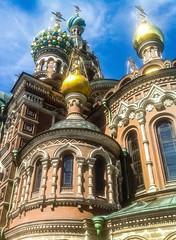 Kerk van de Verlosser op het Bloed (Sint Petersburg, Rusland) (Rudike) Tags: