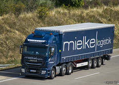 Mielke Logistik (D) (Brayoo) Tags: germany mielke transport truck trans lkw lorry