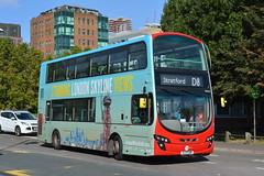 VN36142 - D8 Stratford (Gellico) Tags: tower transit d8