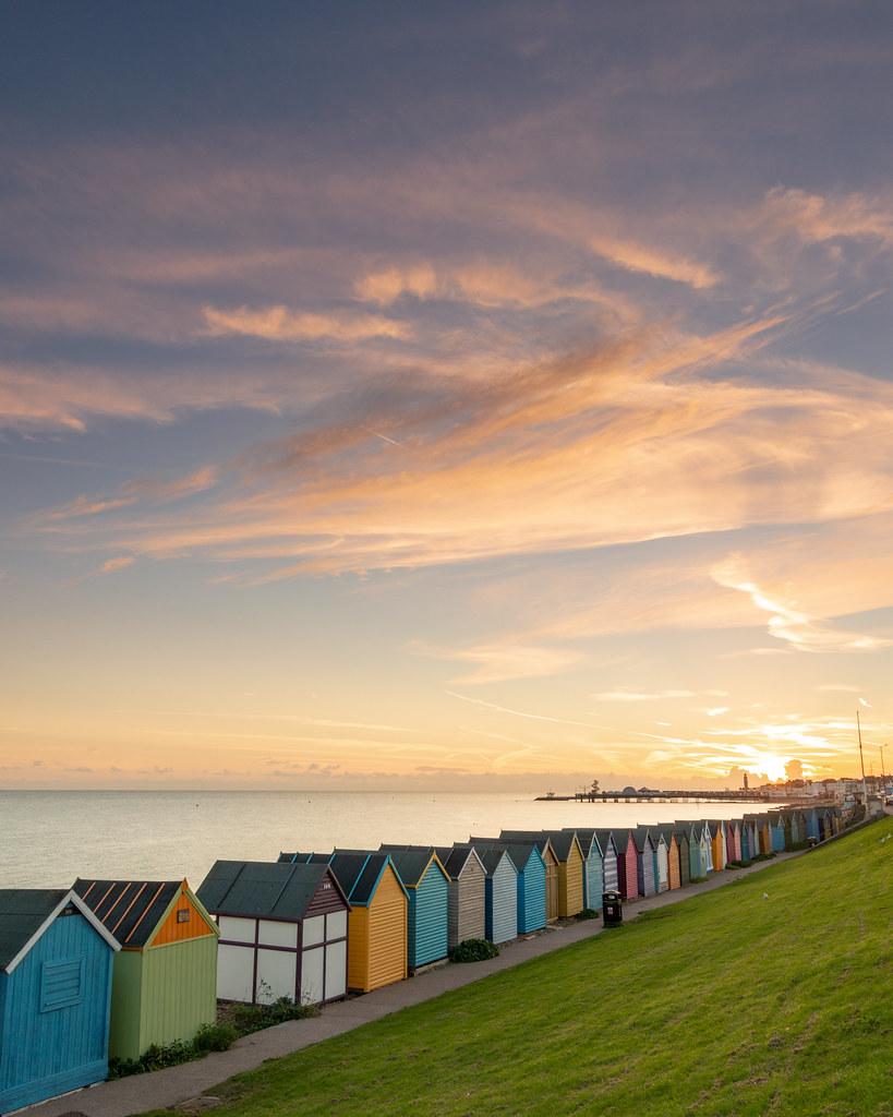 Herne Bay sunrise