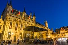 Bruges, Belgium-01745 (gsegelken) Tags: belgium bruges vantagetravel night