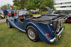 1962 Morgan Plus 4 (3) (Gearhead Photos) Tags: jaguar e type mga mgb mgtc mgc gt english cars british delorean mgf xk xj xjs xf v8 ford cortina austin healey morgan plus 4 convertible 120 140 150 waterfront park north vancouver bc canada