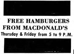 MacDonald's / McDonald's (The Mandela Effect Database) Tags: residual evidence macdonalds presented by mandela effect database mandala mandelaeffect research residue