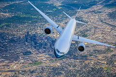 cathay pacific 777 over denver (pbo31) Tags: cathaypacific 777 boeing over denver colorado color september 2018 pbo31 boury flight travel fly
