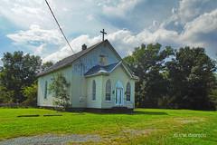 Grace Tabernacle Pentecostal Church (r.w.dawson) Tags: culpepercounty virginia va church architecture building abandoned old