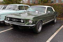 1965 Ford Mustang GTA (pontfire) Tags: 1965 ford mustang gta 65 muscle classic cars old vintage vieille voitures voiture ancienne car auto autos automobile automobili coche coches carro wagen collection de classique pontifre carros bil αυτοκίνητο 車 автомобиль antique oldtimer american américaine us pony muscles