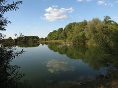 Kiesgrube (germancute) Tags: nature outdoor thuringia thüringen germany germancute deutschland landscape landschaft teich pond see