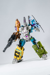 DSC07715 (KayOne73) Tags: iron factory combaticons bruticus combiner legends class war giant
