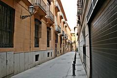 Calle Landerer - València (Kiko Colomer) Tags: francisco jose colomer pache kiko valencia valence calle landerer barrio carmen palacio portal valldigna caballeros casa