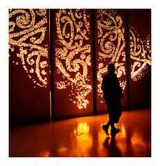 expo Maoris (Marie Hacene) Tags: maoris musée paris branly quai silhouette