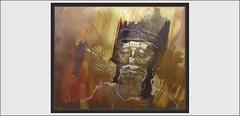 DIOSES-MESOPOTAMIA-PINTURA-ARTE-ANUNNAKI-ENLIL-ART-DIOS-SEÑOR-MANDATO-PINTURAS-EXPRESION-RETRATOS-PLASTICA-DETALLES-ARTISTA-PINTOR-ERNEST DESCALS (Ernest Descals) Tags: mesopotamia dios dioses god gods señordelmandato anunnaki anunnakis diosesantiguos dureza expresion expresar expresiones expresivas cruel justicia niniru anu plantea tierra naciones religion religious retrato retratos retratar portrait cara face artwok paint pictures arte art pintura pinturas pintures quadres cuadros pintar pintando painting paintings ancient antigüedad painter painters pintores pintor pintors historia personajes historicos history characters divinos divine personaje plastica plasticos ernestdescals artitas artist caracter divinidad divinidades enlil earth expedicion celestial poder heavenly reign reinos mesopotamicas