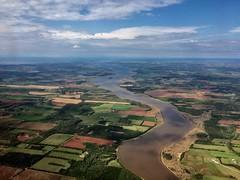 A river runs through it (joanneclifford) Tags: canada pei princeedwardisland charlottetown