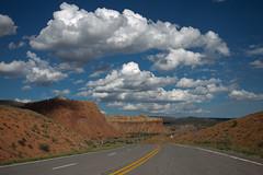 Northern New Mexico (birzer) Tags: new mexico roadtrip road rocks tilt tse