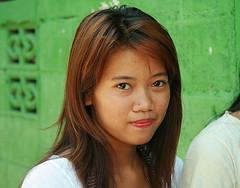 pretty woman (the foreign photographer - ฝรั่งถ่) Tags: pretty woman girl khlong thanon portraits bangkhen bangkok thailand canon