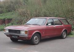 Ford Granada mk1 Turnier 2.0 L 11-5-1977 46-ZT-19 (Fuego 81) Tags: ford granada mk1 turnier kombi estate stationwagon stationcar 1977 46zt19 cwodlp onk