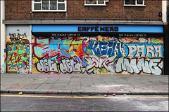 Zefa / Kech / Para / Jet97 / Mine (Alex Ellison) Tags: nottinghillcarnival2018 westlondon urban graffiti graff boobs zefa kech para jet97 wrh mine