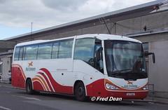 Bus Eireann SC259 (08D51102). (Fred Dean Jnr) Tags: buseireann dublin august2010 broadstonedepotdublin broadstone scania irizar century buseireannbroadstonedepot sc259 08d51102