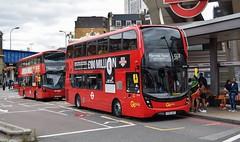 EH196 Go-Ahead London (KLTP17) Tags: yy67ust eh196 goahead london 36x carnival extra express adl enviro 400