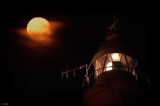 Luces en la noche