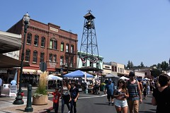 Placerville45 (ONE/MILLION) Tags: vacation travel tours visit events old antiques outdoors history historic town streets dogs shoes chairs buttons pool balls colorful hangtown people crowds williestark onemillion toys games books
