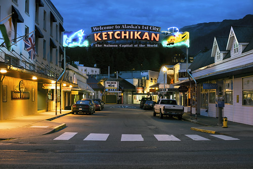 Welcome to Alaska's 1st City