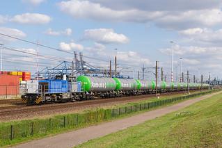 RTB Cargo V156 - Rotterdam