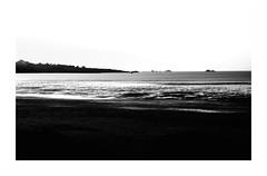 """Temps & Tant"" (The Blue Water Lily's Company) Tags: fdrouet poselongue longexposure nb bw monochrome monochrom paysage landscape plage beach bretagne brittany nikon d90"