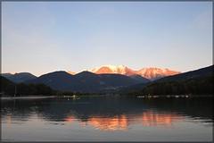 Mont-Blanc (Tonyo's Pictures) Tags: nikon d5200 nature wild montblanc soleil sun water eau montagne coucherdesoleil sunset