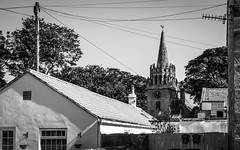 Beadnell . (wayman2011) Tags: canon5dlightroom5 colinhart wayman2011 bwlandscapes mono rural villages churches northumberland beadnell uk