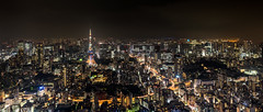 Tokyo (drasphotography) Tags: tokyo tokio japan gotham tower nightshot nachtaufnahme night lights city cityscape urban drasphotography nikon d810 travel travelphotography reisefotografie notte long exposure