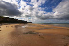 Omaha beach (Salva Pagès) Tags: platja playa beach normadia normandy normandie guerra segundaguerramundial secondworldwar omahabeach omaha desembarco