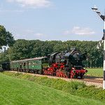 Loenen 52 8139 met passagierstrein 39 uit Beekbergen thumbnail