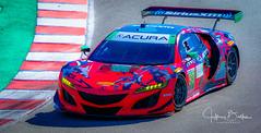 Monterey Gran Prix- (Jeffrey Balfus (thx for 4 Million views)) Tags: acura racecar grandprix laguanaseca sonya9mirrorless sonyalpha sonyilce9 fullframe sony100400mmgsal100400f35g nsxgt3 vividstriking