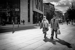 Out for a stroll (gwpics) Tags: man british walking streetphotography people southampton mono uk english editorial england everydaylife hampshire hants lifestyle male men monochrome person socialcomment socialdocumentary society streetscene streetphotos streetpics unitedkingdom bw blackwhite blackandwhite street streetlife