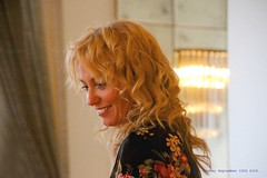 Chef / Cook ~ Clodagh McKenna ~ Selfridges (law_keven) Tags: celebrity portraitphotography photography london england uk cook chef woman irish emeraldisle ireland food irishfood clodaghmckenna