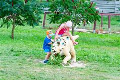 _DSC1365.jpg (Kaminscy) Tags: dinosaurpark dinosaur roztocze kids krasnobrod europe smalldinosaur poland krasnobród lubelskie pl