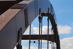 Bridge (pics by ben) Tags: iowafalls iowa ellsworth hardin walk northiowa iowariver midwest