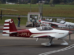 G-PPLL Vans RV7 (Private Owner) (Aircaft @ Gloucestershire Airport By James) Tags: gloucestershire airport gppll vans rv7 private owner egbj james lloyds