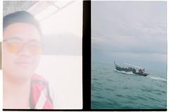 000072 (jovenjames) Tags: 2017 diptych olympus pen eed fujicolor 100 analog penang malysia broken camera snapshots