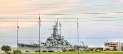 Retired (ampkmoe) Tags: worldwarll warandremembrance battleshipmemorialpark battleship fightership greatshot memorial mobile alabama ussalabama nautical navy inthenavy movielife southern warvessel retired