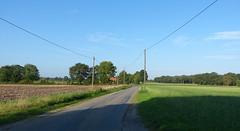 Landscape in Borkenwirthe - Germany (joeke pieters) Tags: 1430381 panasonicdmcfz150 borkenwirthe duitsland deutschland germany münsterland landschap landscape landschaft paysage