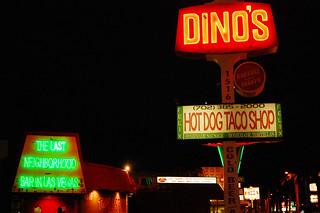 Dino's - the last neighborhood bar in Las Vegas