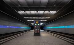 2--1 (henny vogelaar) Tags: germany leipzig architecture station ubahn citytunnel bayerischerbahnhof peterkulka color
