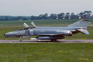 69-7212 McDonnell F4G Phantom EGPK 1992