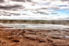 It's all so quiet (tagois) Tags: geyser geysir goldencircle iceland ísland