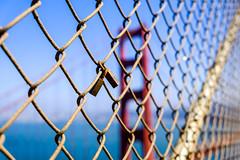 Golden Gate Lock (Dajobe11) Tags: san francisco california bridge golden gate locks fujifilm fuji xt2