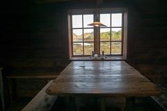 Zimmer mit Aussicht (krieger_horst) Tags: rorbuer lofoten norwegen hurtigruten lampen lofotmuseet kabelvåg