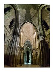 Notre-Dame de Fontevraud (Olivier Faugeras) Tags: fontevraud abbaye unesco nef 10mm worldheritage